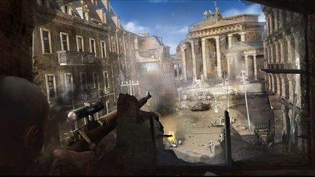 'Sniper Elite V2' anunciado para 2012