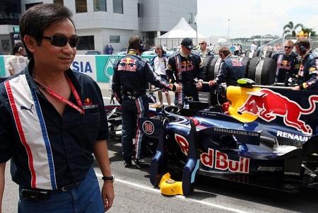 Bernie Ecclestone quiere involucrar a Red Bull en el Gran Premio de Nueva Jersey