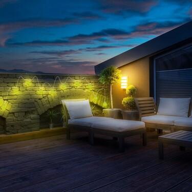 Ilumina tu terraza o jardín a precio low cost con estas propuestas de Lidl