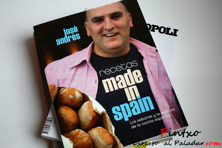 Recetas Made in Spain de José Andrés
