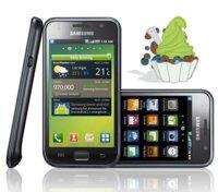 Android 2.2 Froyo disponible desde hoy para los Samsung Galaxy S de Vodafone