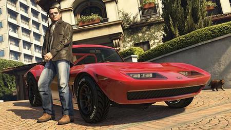 GTA V llegará este año a PS4 y Xbox One, pero en PC habrá que esperar