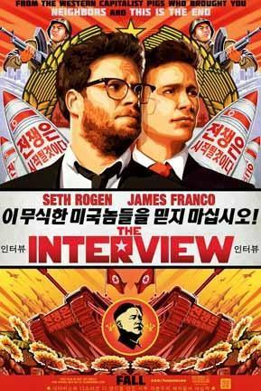 James Franco y Seth Rogen molestan a Corea de Norte con 'The Interview'