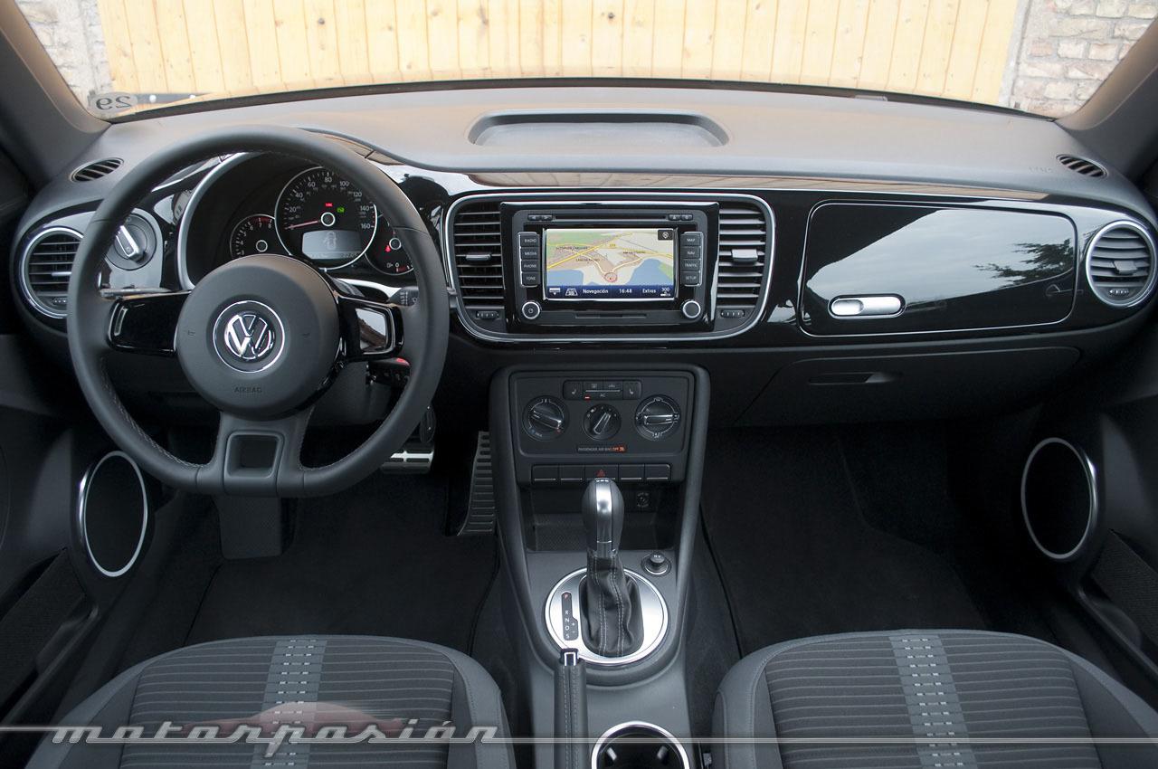 Foto de Volkswagen Beetle (presentación) (17/31)
