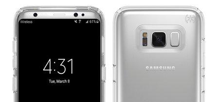 Samsung Galaxy S8 y LG G6: más imágenes filtradas que indican que los marcos desaparecen