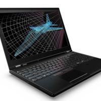 Los Lenovo P50 y P70 son workstations en toda regla con los nuevos Xeon de la familia Skylake