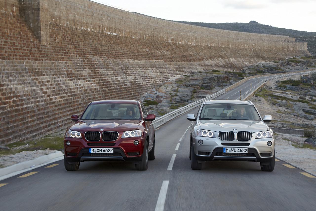 Foto de BMW X3 2011 (5/128)