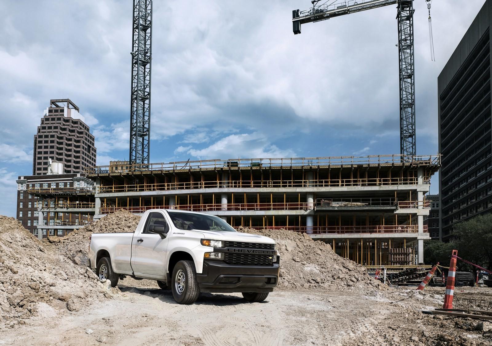 Foto de Chevrolet Silverado 2019 (4/17)