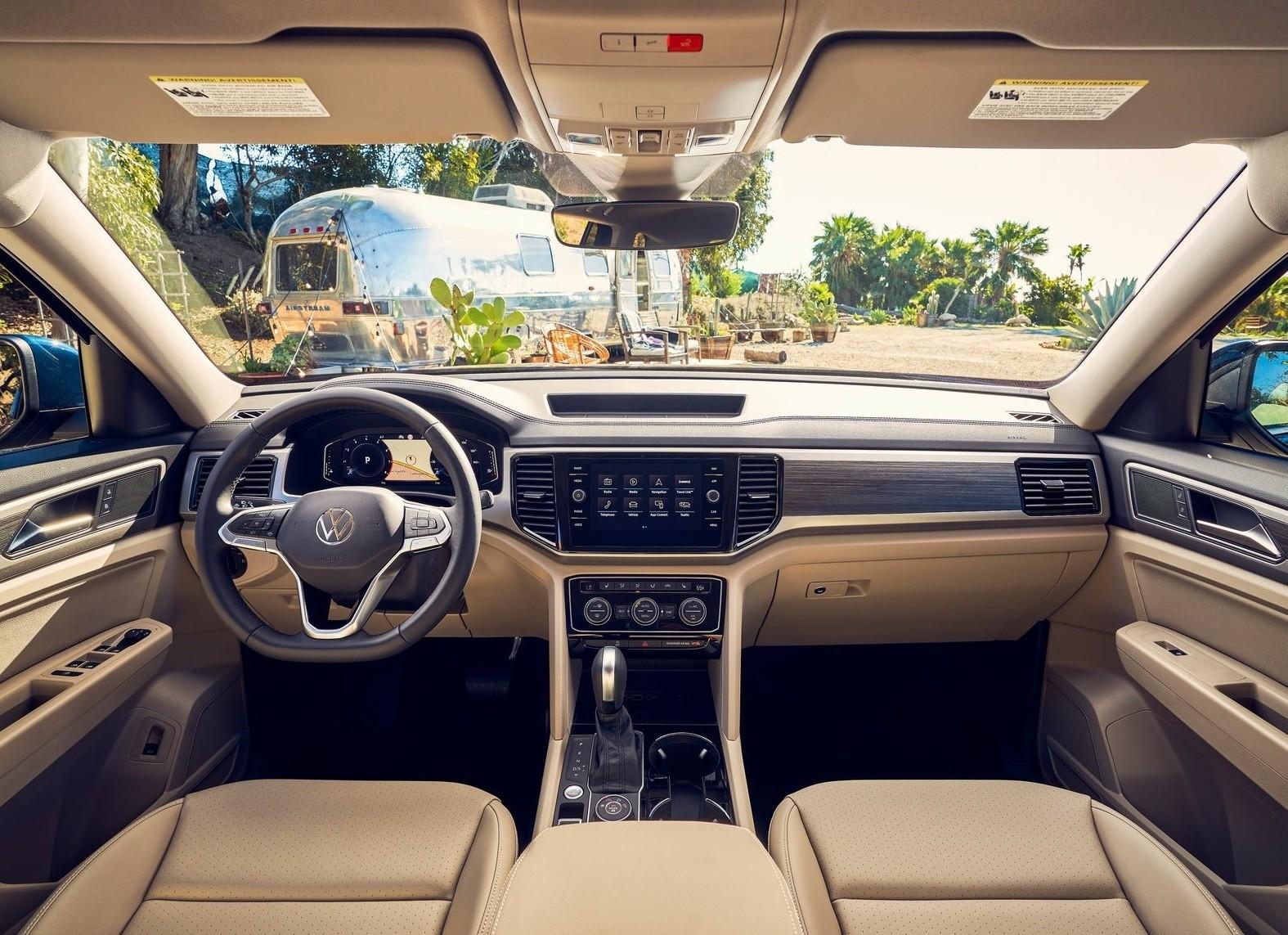 Foto de Volkswagen Teramont 2021 (5/9)