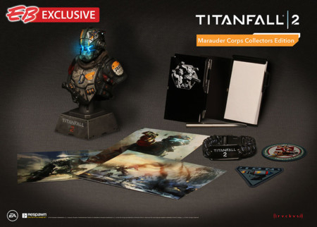 Titanfall 2 Marauder Edicion