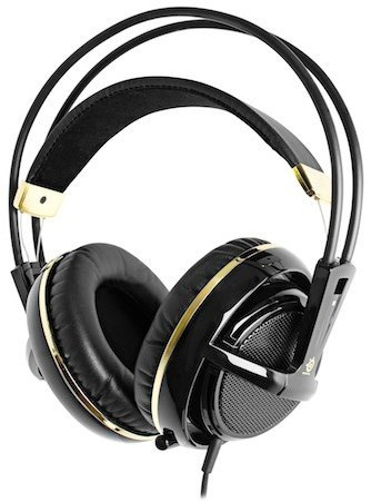 SteelSeries Siberia V2 gold-plated