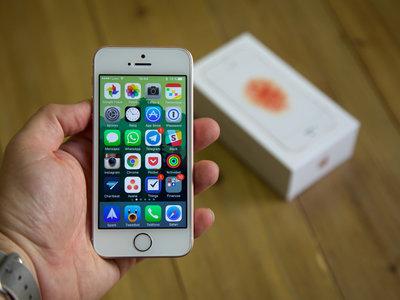 Se filtra lo que parece ser la parte trasera de un nuevo iPhone SE, ¿volvería a utilizarse el cristal Ion-X?