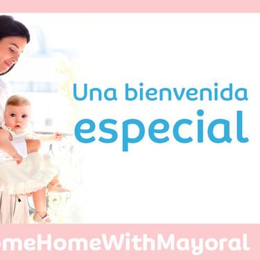 Mayoral regala un bolso de maternidad a los recién nacidos durante la crisis por el Covid-19