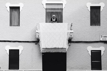 """Anatomía de una foto: """"La espera"""" por Manuel Sanxo"""