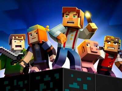 Minecraft: Story Mode - The Complete Adventure pondrá rumbo a Nintendo Switch en junio