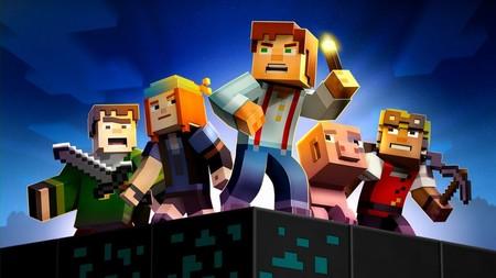 Minecraft: Story Mode - The Complete Adventure pondrá rumbo a Nintendo Switch en junio
