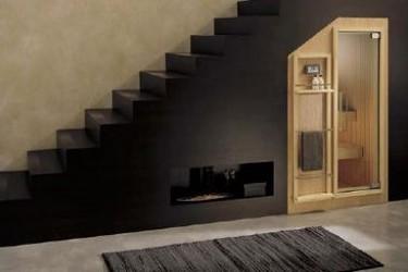 Montar una sauna en casa ya es sencillo