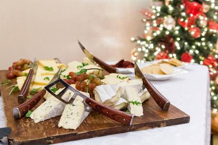 51 quesos gourmet para celebrar la Navidad