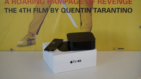 Tarantino Apple TV 4K