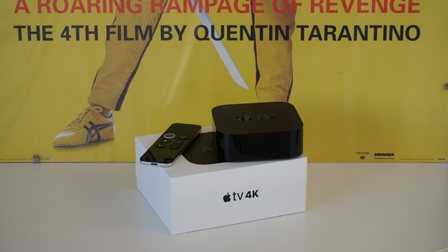 Tarantino Apple TV 4K