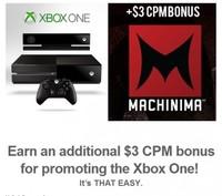 Microsoft ha pagado a youtubers por promocionar su Xbox One (actualizado)