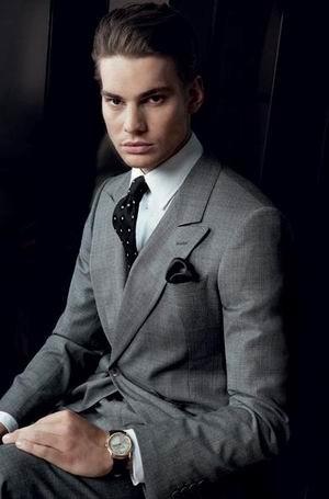 Retrato de un auténtico caballero I