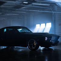 Este Ford Mustang clásico es ahora un coche eléctrico y promete un 0 a 100 km/h en 3,09 segundos