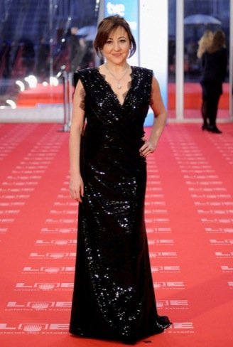 Peor vestidas Goya 2011: Carmen Machi
