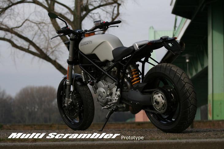 Foto de Ducati Multi Scrambler (1/5)