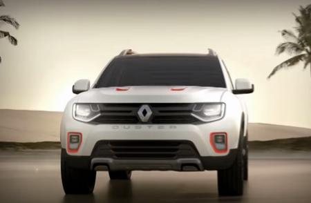Renault podría ofrecer la nueva generación de Duster con tres filas de asientos