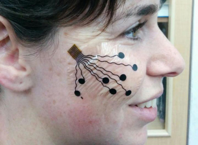 Temporary Nanotech Tattoos