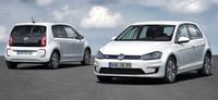 Volkswagen llevará a Frankfurt los Up! y Golf eléctricos definitivos