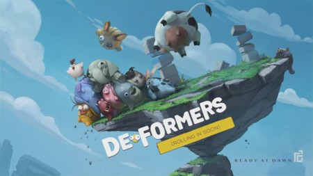 Ready at Dawn nos sorprende con el anuncio de De-Formers, un juego de combates basado en las físicas