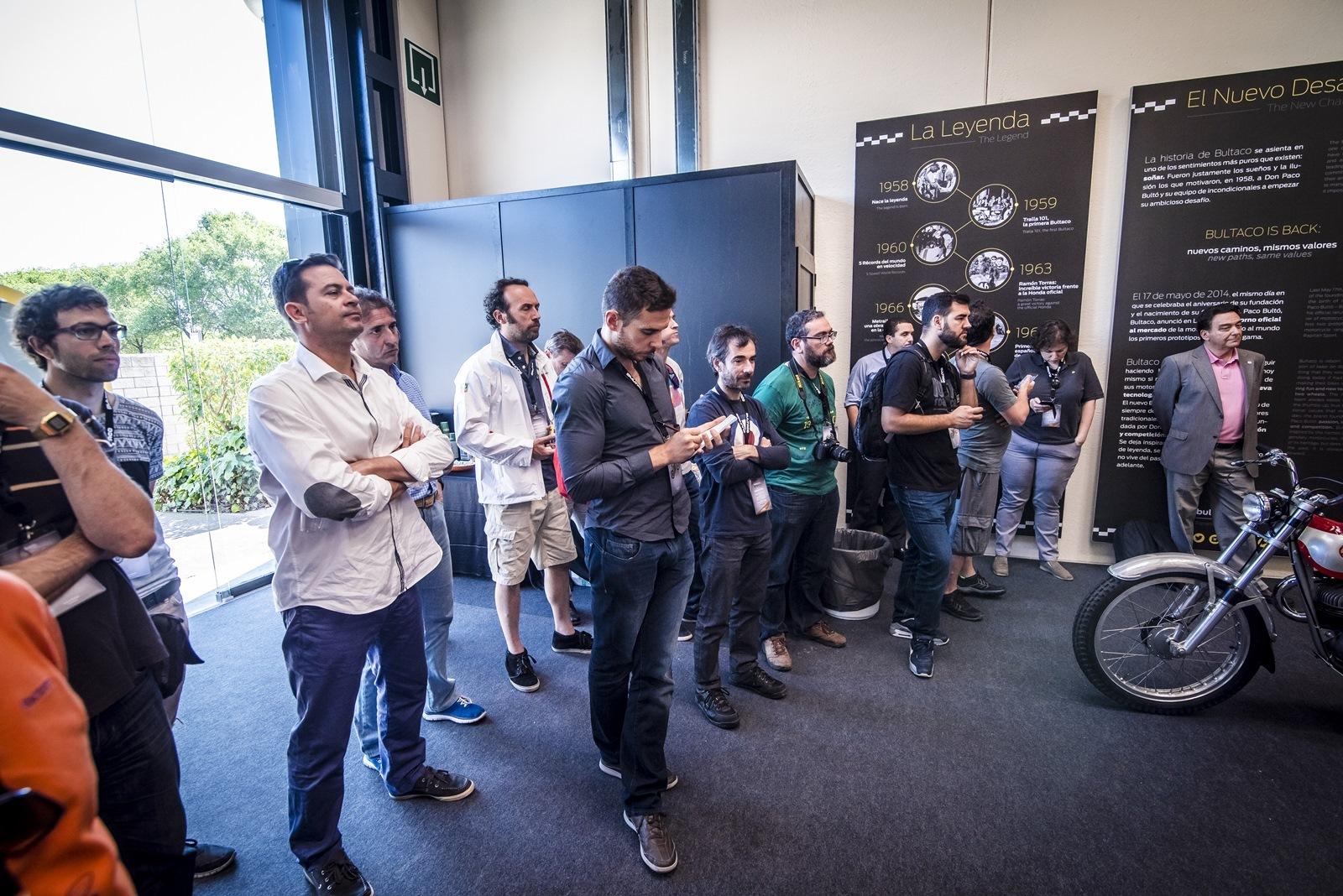 Foto de Bultaco Brinco, presentación (1/30)