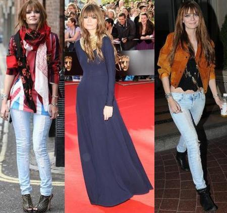 El estilo de Mischa Barton en Londres: todos sus looks