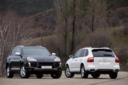Porsche Cayenne Style Edition, sólo en España y Portugal