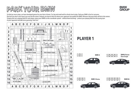 Bmw Templates Coloring Books Board Games 1