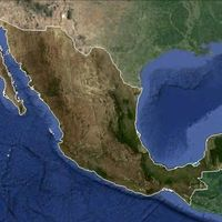 La Península de Baja California se desplaza cuatro centímetros por año, aquí te explicamos el por qué