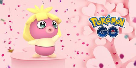 Pokemon GO - San Valentín