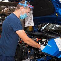 La factoría del Grupo PSA en Vigo rompe el maleficio de 2020 y terminará el año con 500.000 coches fabricados