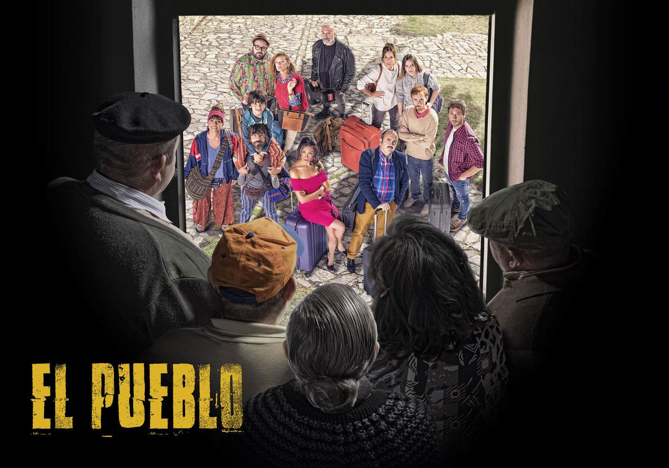 El Pueblo 2019 Critica Telecinco Estrena Una Comedia Con Un