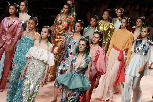 Lo mejor de la pasarela Madrid Mercedes Benz Fashion Week SS2020 en 14 imágenes llenas de moda