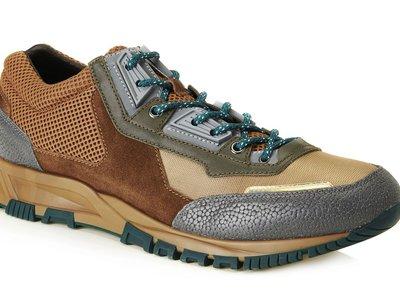 Un clásico del lujo deportivo en tiempos modernos: zapatillas cross training de Lanvin