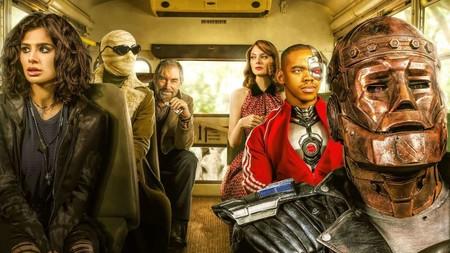 'Doom Patrol' renovada: el peculiar grupo de superhéroes de HBO tendrá temporada 3