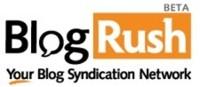 BlogRush, widget para blogs que enlazan a otros contenidos de temática relacionada