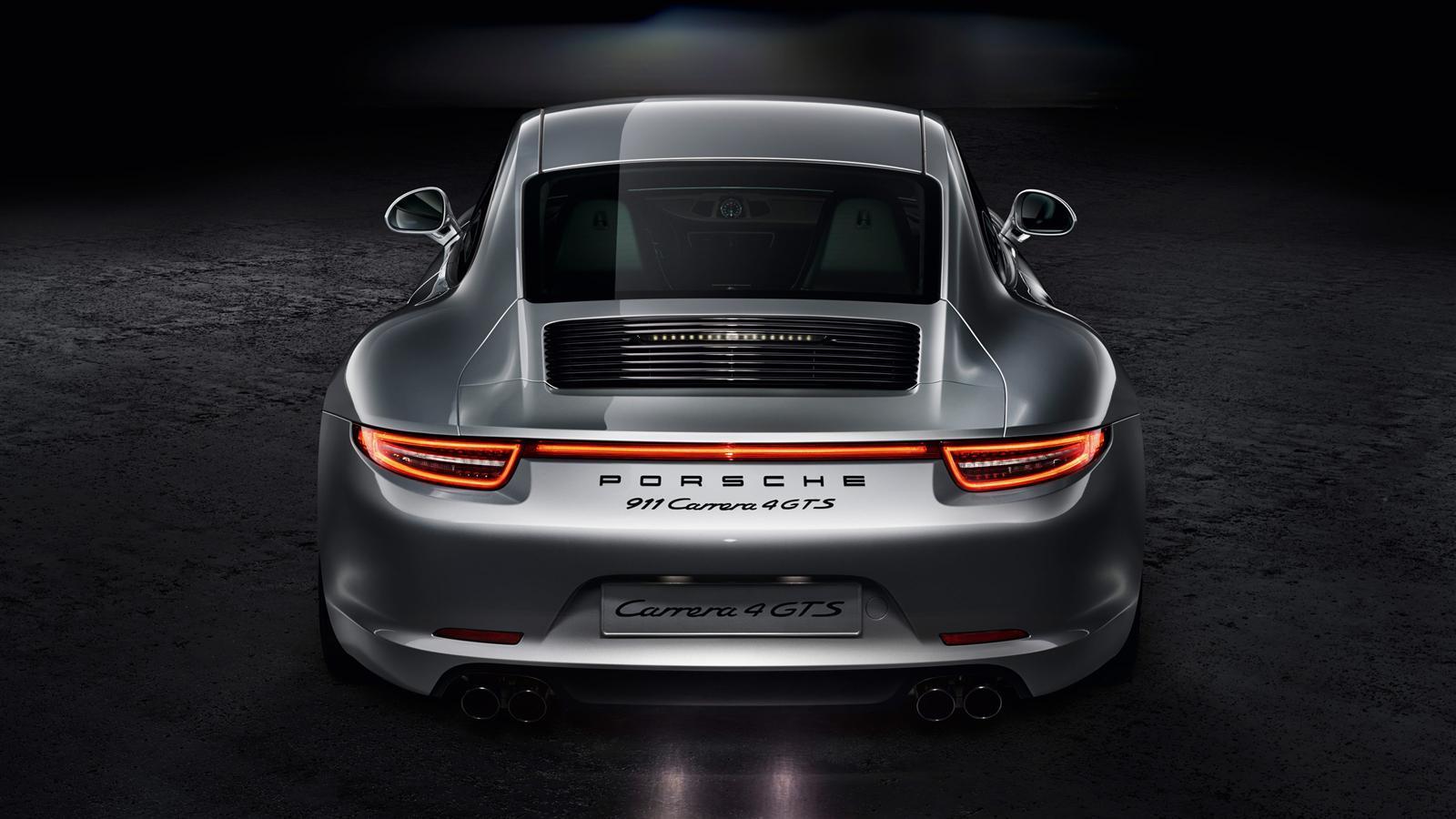 Foto de Porsche 911 Carrera GTS (7/15)