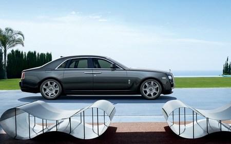 Rolls Royce Ghost, no en diésel