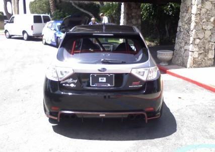 Subaru Impreza STI - The Fast & The Furious IV