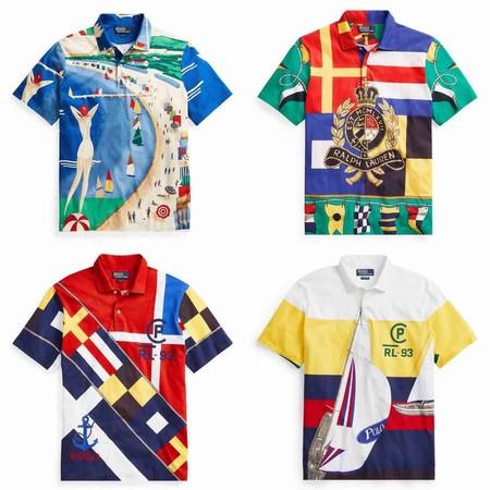 Ralph Lauren Trae De Regreso Su Colorida Coleccion Polo Cp 93 Para Esta Primavera 1