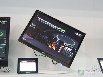 LG L206WU, monitor con conexión USB